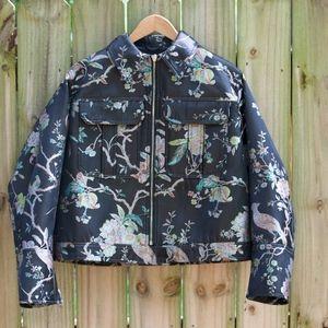 H&M Floral Coat